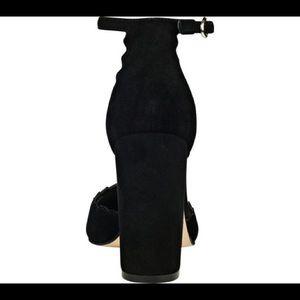 Marc Fisher Shoes - 🆕 Marc Fisher Sahar Scallop Black Pumps